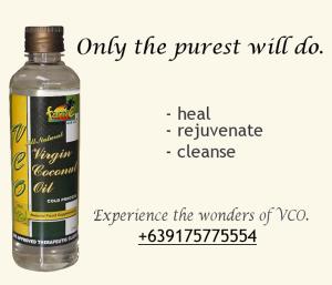 Mrs. Pua's 100% Pure VCO