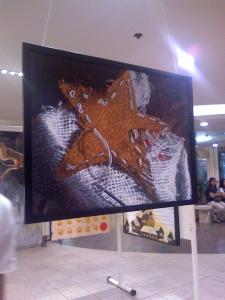 painting dati sa shangri-la EDSA