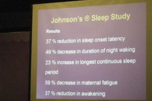 Johnson's Sleep Study