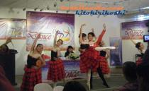 Halli-Cruz Ballet dancers