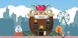 facade 6_ love is like chocolate inspired