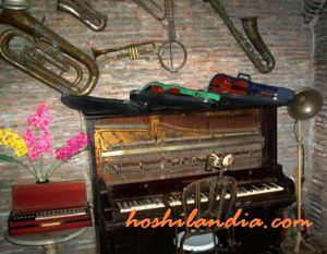 grandpa's inn musical instruments