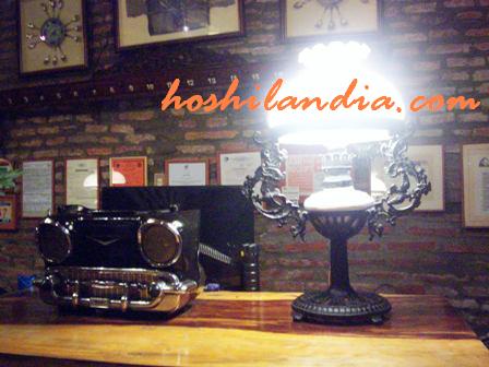 reception - Grandpa's Inn