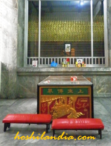 senguan temple. praying for the dead