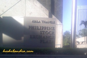 Philippine Stock Exchange Makati