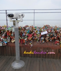 Love Padlock, N Seoul Tower
