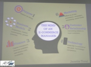 The Mind of an E-Commerce Manager